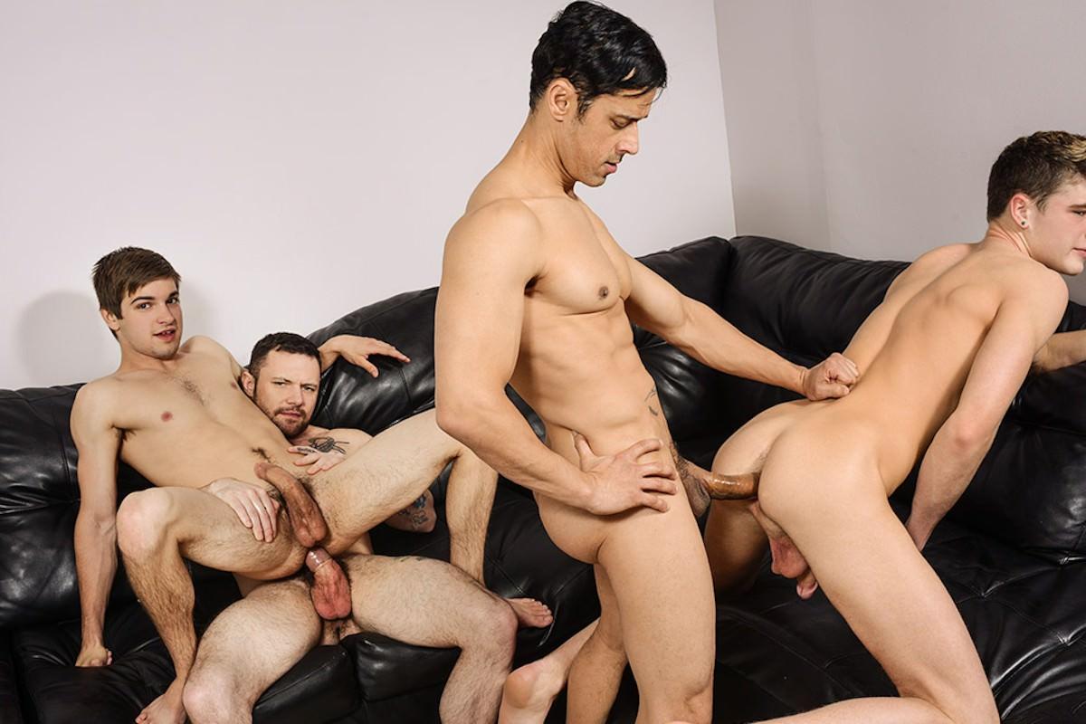 Гей Порно Молодые Великобритания